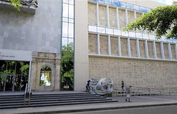 Museo Nazionale delle Belle Arti di L'Avana