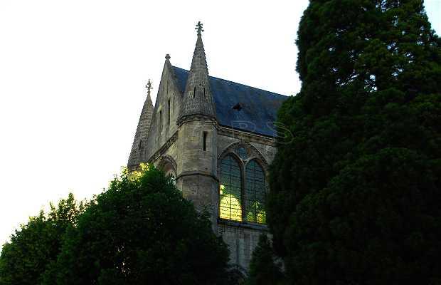 L'Abbaye Saint Léger