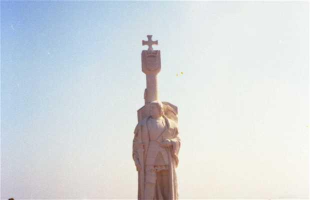 Monument de Cabrillo
