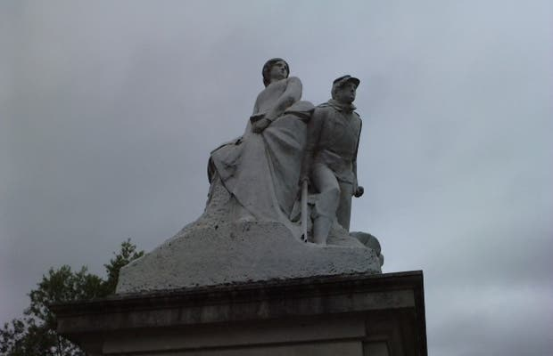 Monumento a la guerra 1870