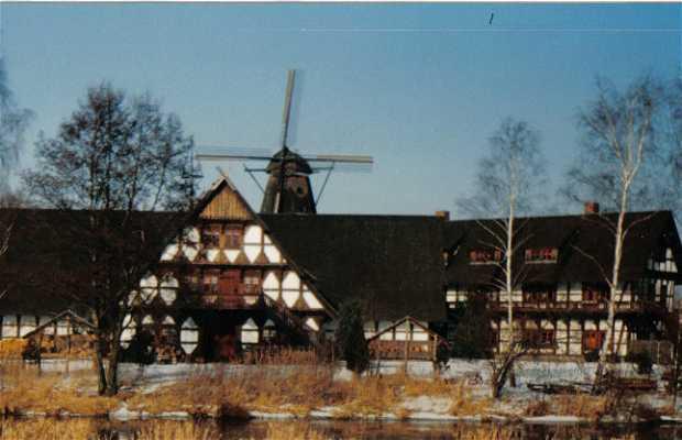 Mühlenmuseum-Museo de molinos