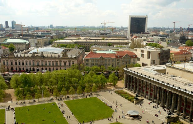 Plaza de Lustgarten