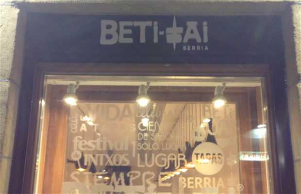 Restaurante Beti-Jai