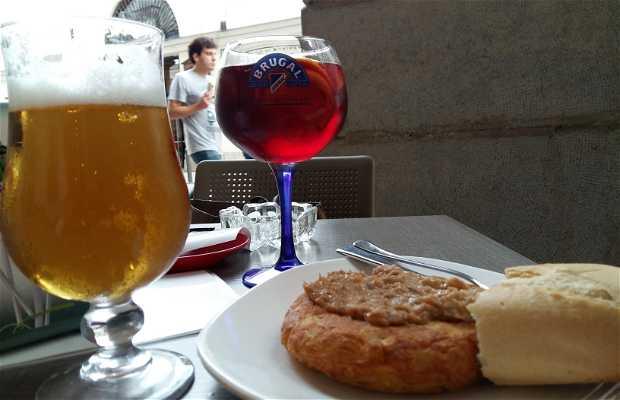 Restaurante Los Arcos - Centro Botín