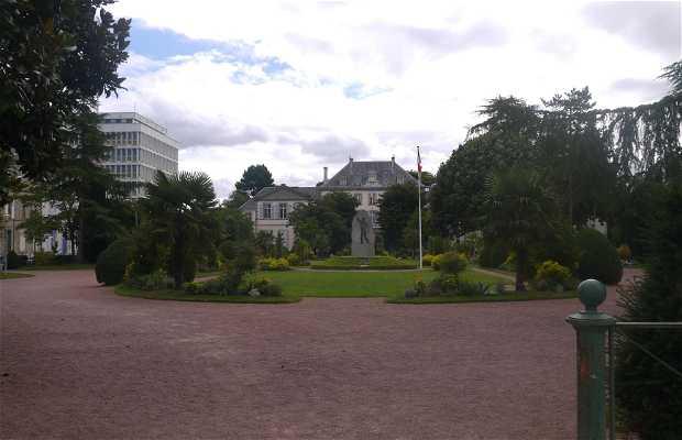 Jardin Mitterrand
