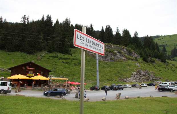 Plateau des Lindarets