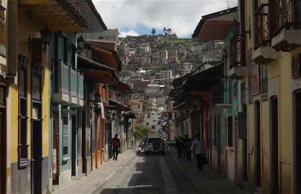 calle de Lourdes