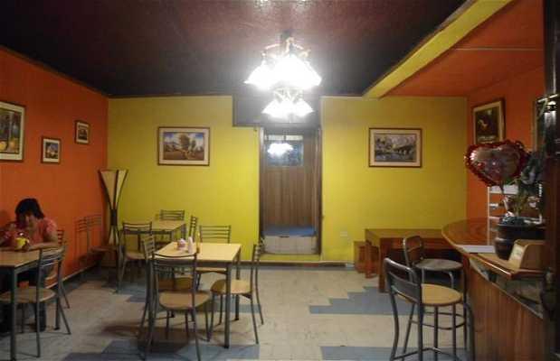 café restaurant Dili