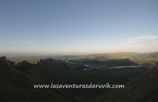 Te Mata Peak Viewpoint