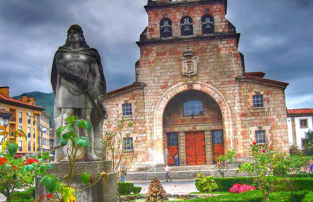 Iglesia de la Asunción de Cangas de Onís