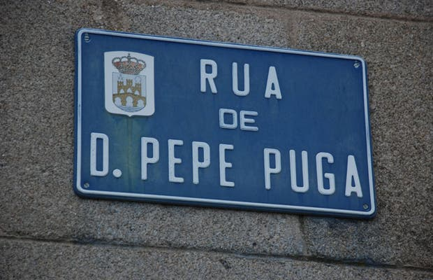 Rúa de Pepe Puga