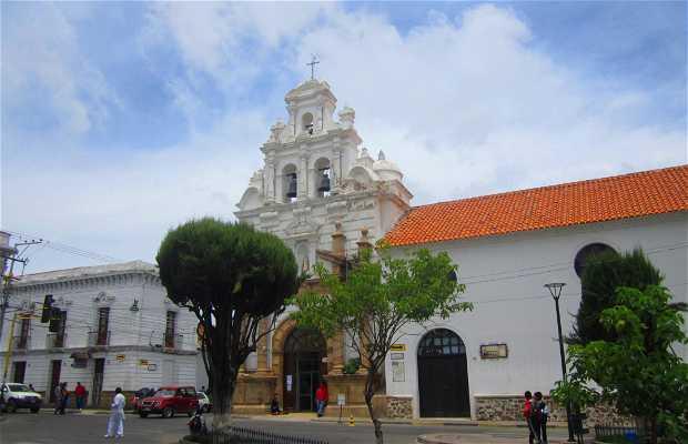 Iglesia Santa Barbara