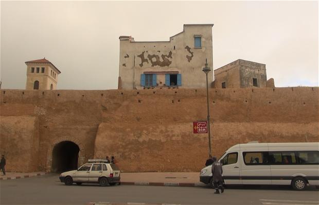 Puertas de la Fortaleza Portuguesa