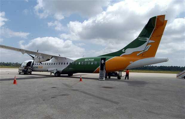 Aeropuerto de Zanzibar