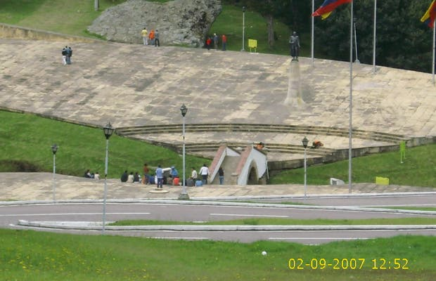 The Boyaca bridge