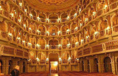 Teatro Scientifico - Teatro Bibiena