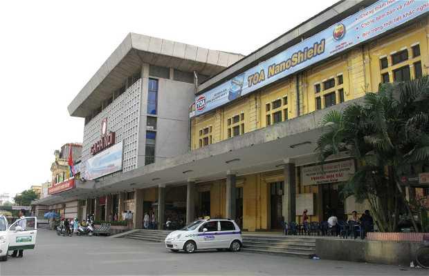 Gare d'Hanoi