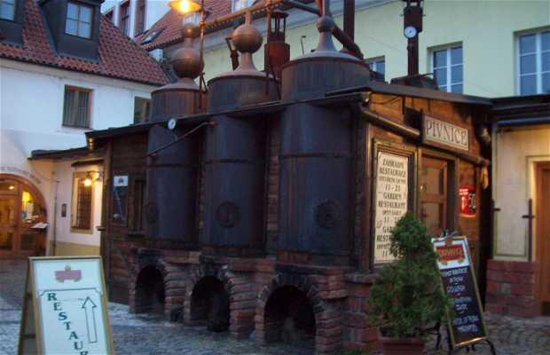 Restaurante Vojanuv Dvur