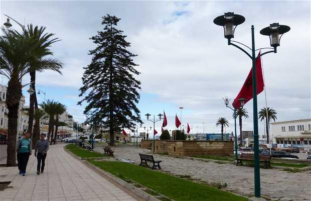 Boulevard Mohamed VI