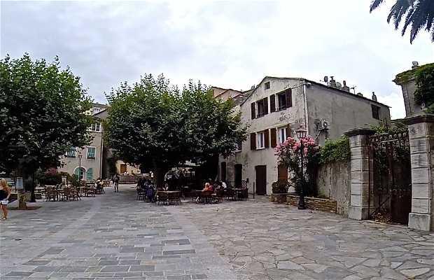 Plaza del embarcadero