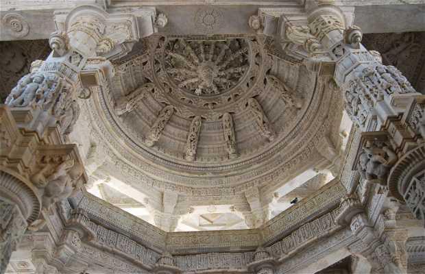 Tempio Giainista di Kumbhariya