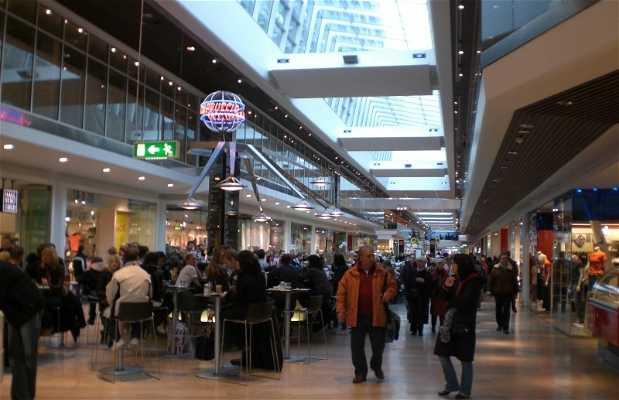 Centro Comercial Gallerian