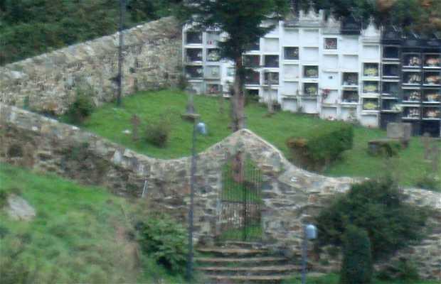Cementerio de San Andrés de Teixido