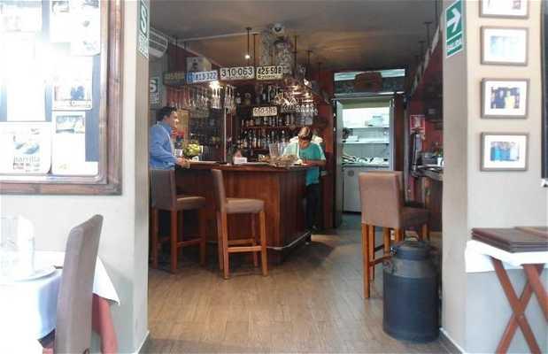 Restaurante El Parillon