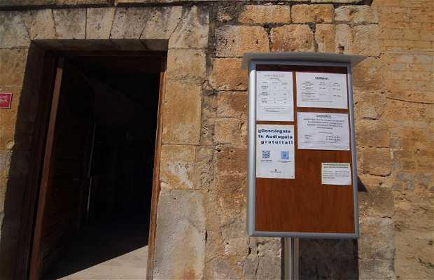 Oficina de turismo de Berlanga del Duero