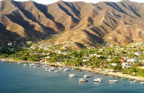 Bahia de Taganga