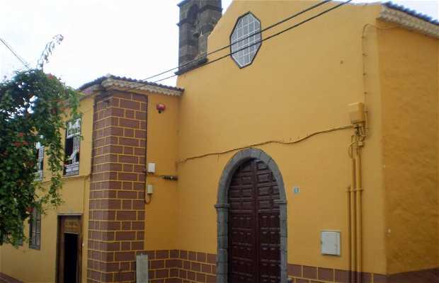 Church of Ntra. Ms. of the Patrocinio
