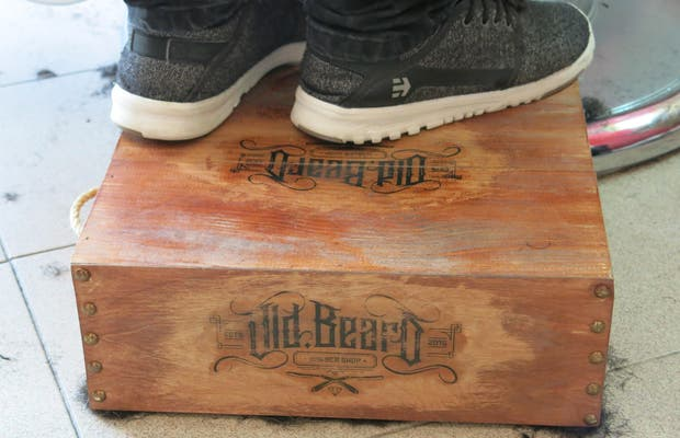 Old Beard Barbearia