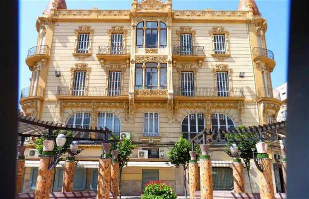 Edificio La Reconquista