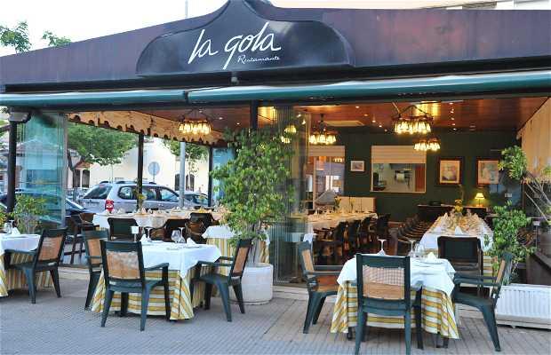 Restaurante La Gola Isla Cristina