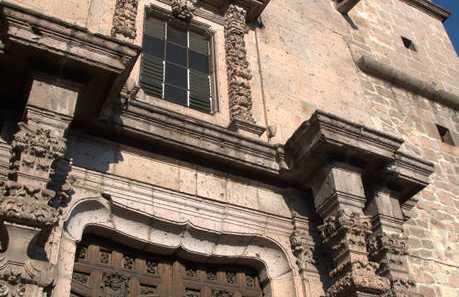 Templo de la Merced