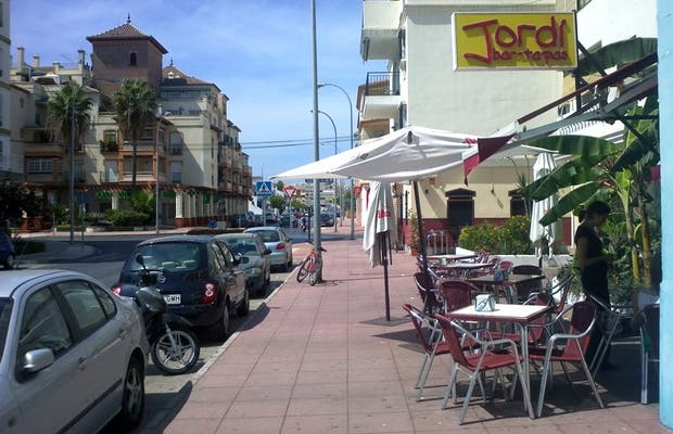 Jordi Bar-Tapas