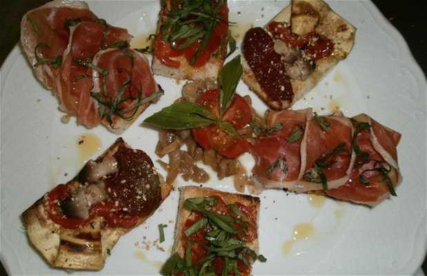 Pizzeria la rucola puerto