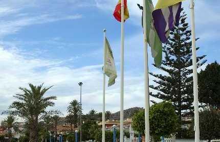 Promenade maritime Blas Infante