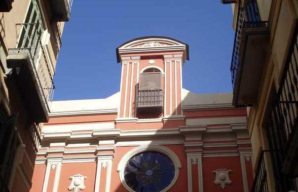 Santa Ana Abbey