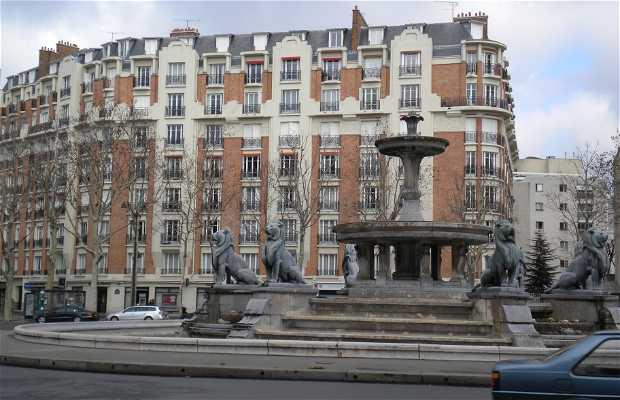 Praça Félix Eboué