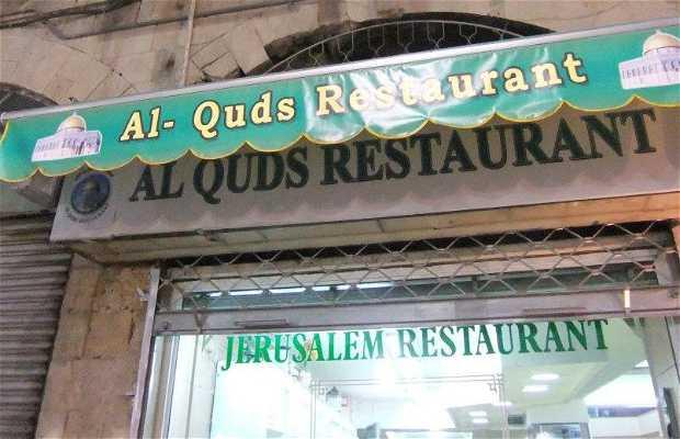 Restaurante Al Quds (Jerusalem)