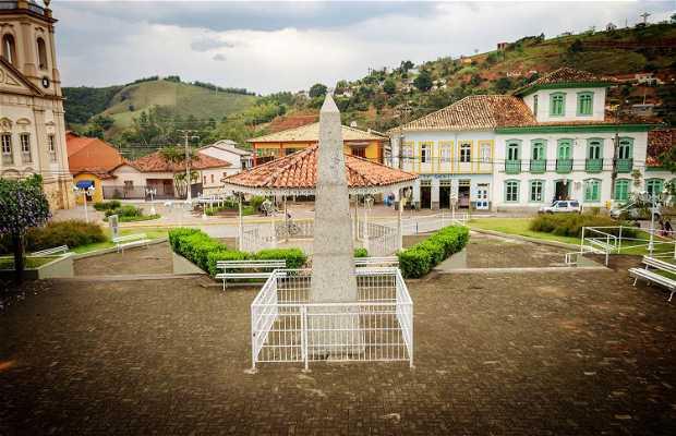 Plaza Nove de Julho