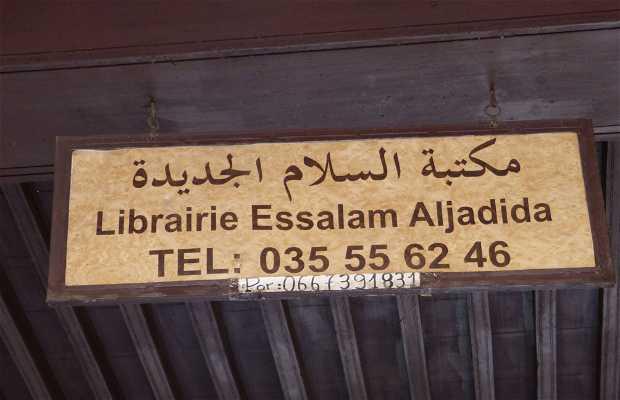 Librería Essalam Aljadida