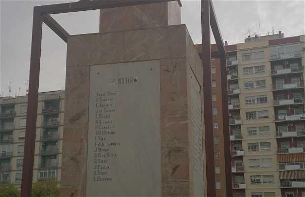 Monumento a los artes