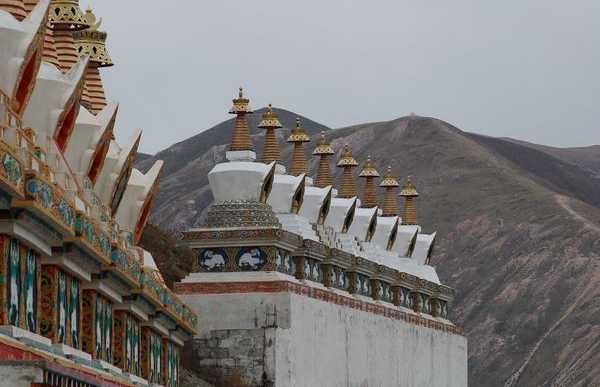 Monasterio de Dondrub Ling
