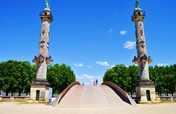 Plaza de Quinconces