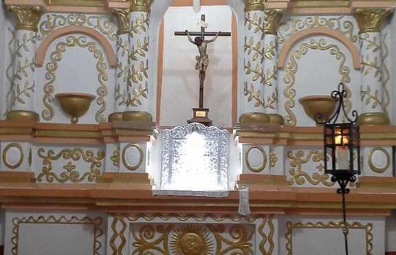Iglesia de Santa Bárbara de la Ayura