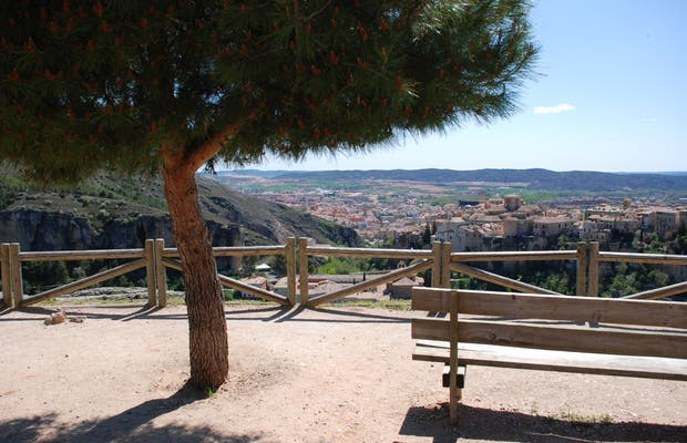 Viewpoints in Cuenca