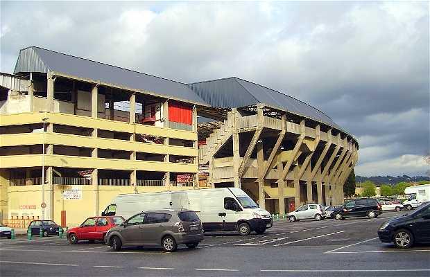 Le stade du Molinon