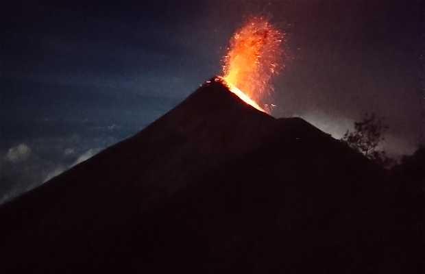 Vulcão Acatenango